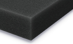 CR cell india rubber sheet black