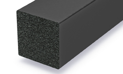 EPDM foam rubber strip