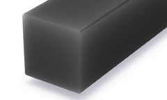 EPDM 60 black strip