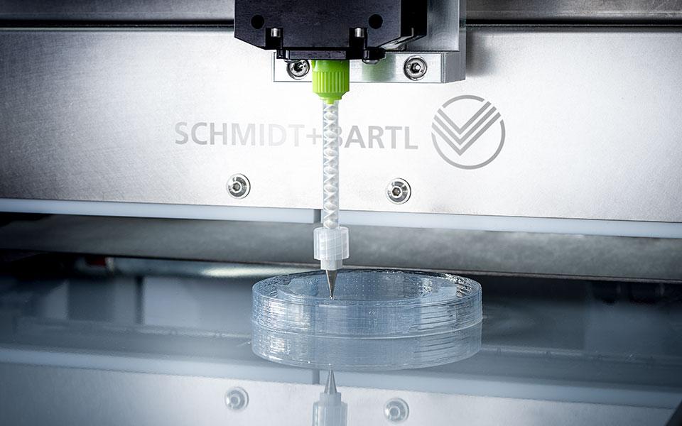Jetzt bei uns: Silikonteile aus dem 3D-Drucker!